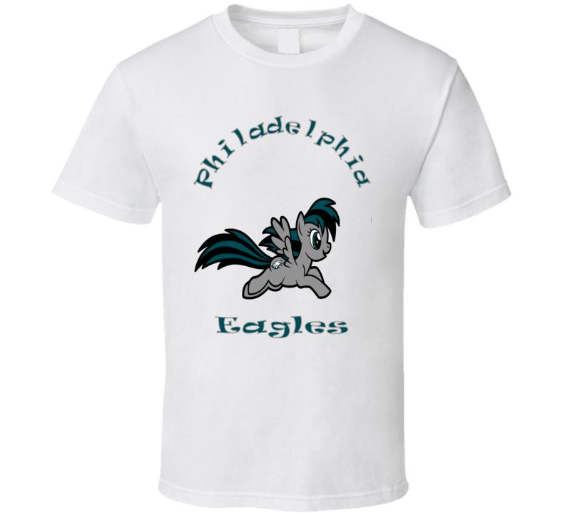 My Little Pony Philadelphia Football Team T Shirt