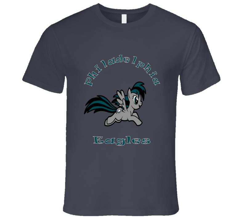 My Little Pony Philadelphia Team Tshirt