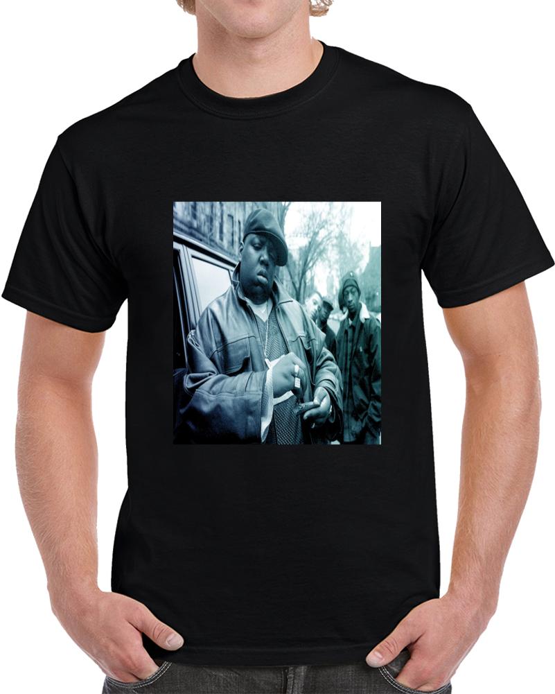 Biggie Hood Tshirt