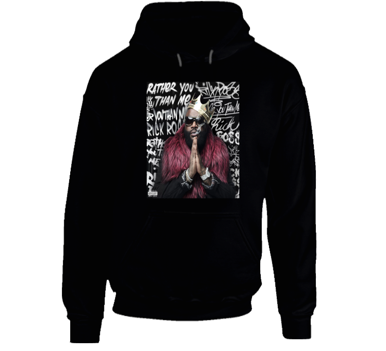 Rick Ross King Hoodie (all Colors And Styles Available)