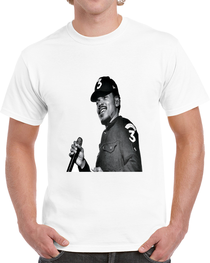 Chance The Rapper Tshirt