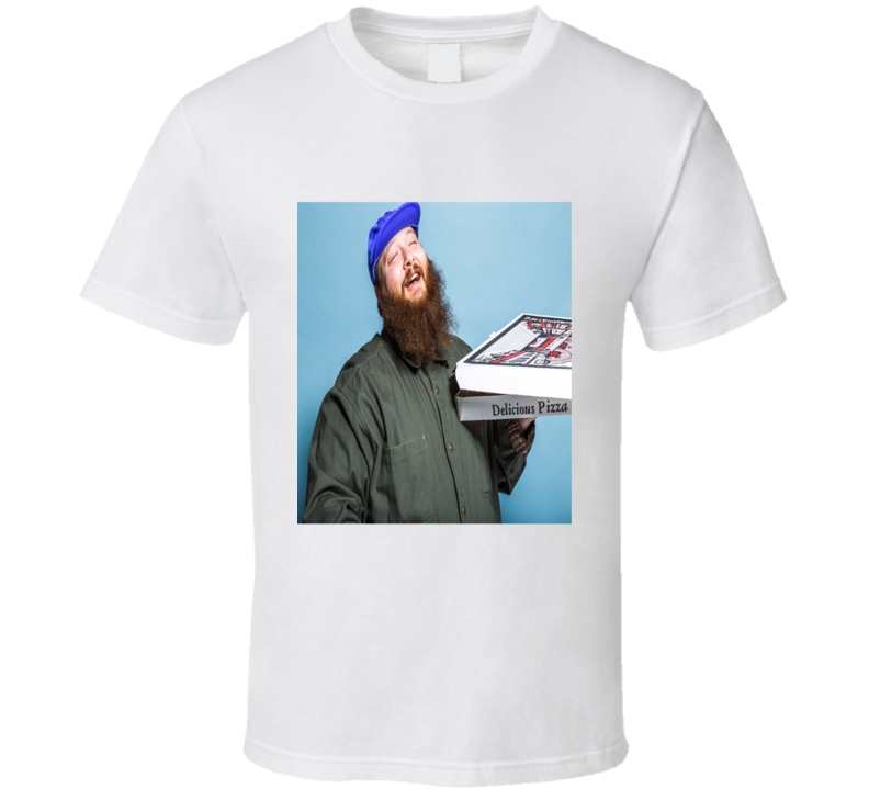 Action Bronson Delicious Pizza Tshirt