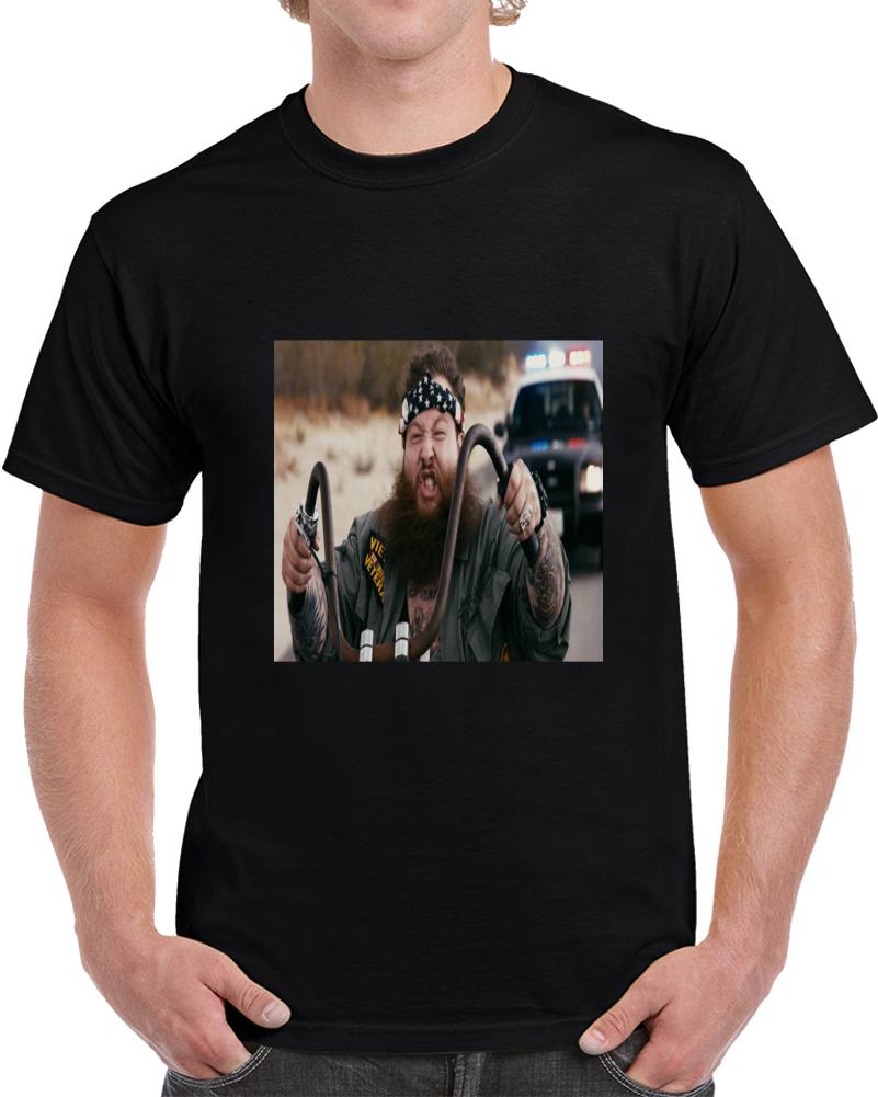 Action Bronson Easy Rider Tshirt