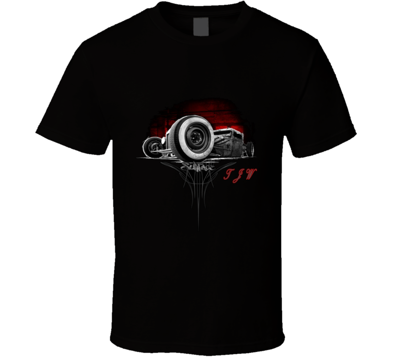 Rat Rod Tjw T Shirt
