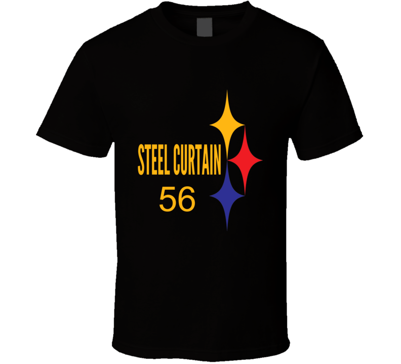 Steel Curtain 56 T Shirt