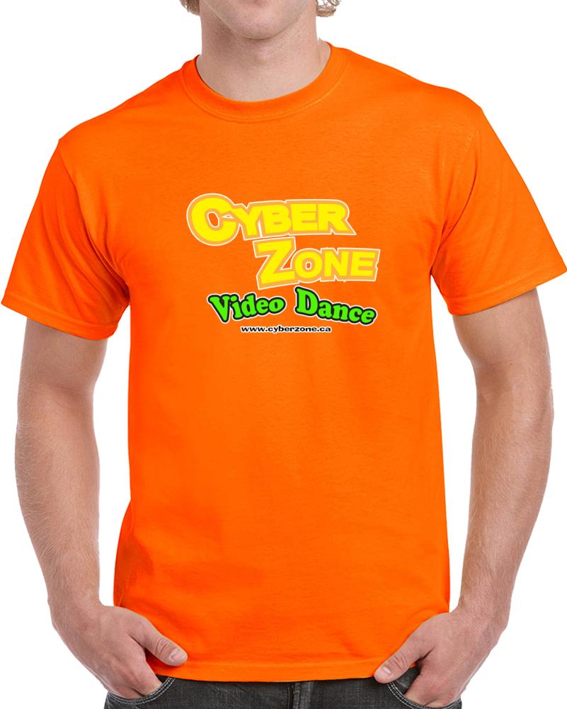 Legendary Cyberzone Video Dance T Shirt