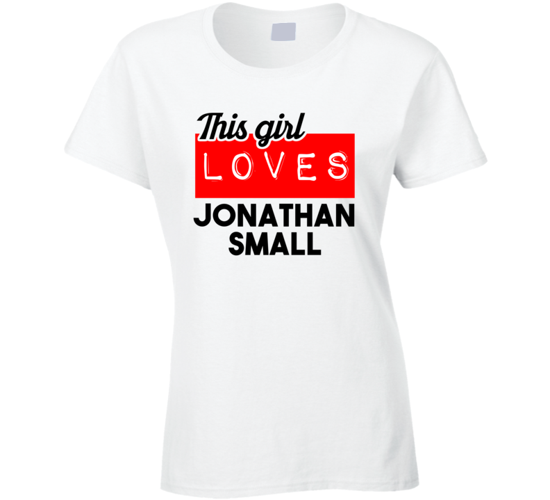 This Girl Loves Jonathan Small The Sign Of The Four Favorite Book Novel Cool Fan T Shirt