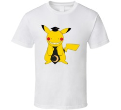 Assassination Classroom Pokemon T Shirt