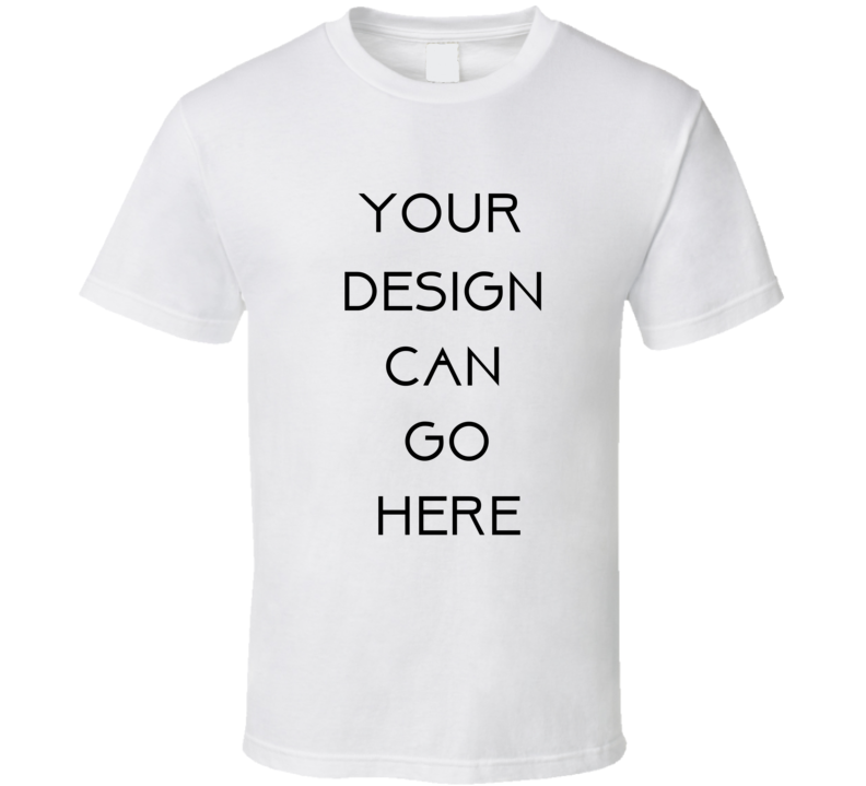 HOW TO ORDER A CUSTOM design T Shirt