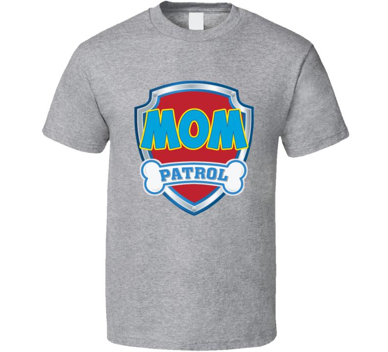 bee297e8 Paw Patrol Mom T Shirt