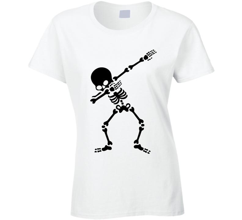 Dab Skeleton (for Light Coloured) T Shirt