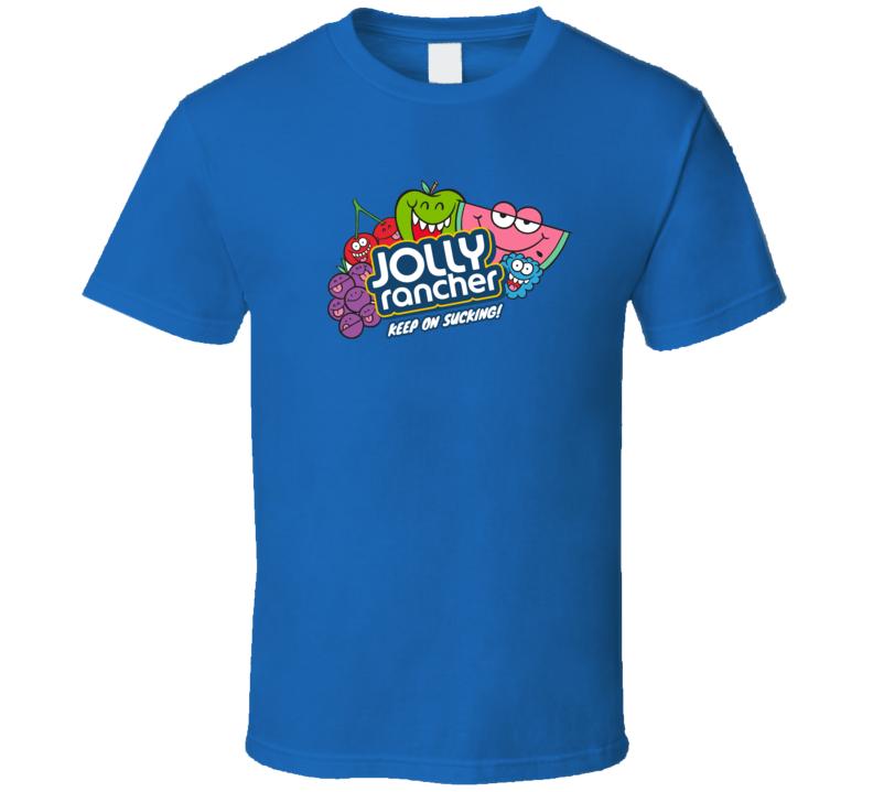 Jolly Rancher Keep On Sucking T Shirt