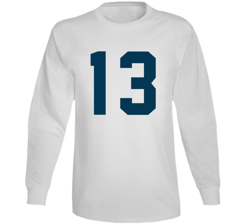 Whitby Fc United Soccer #13 Jersey (back) Long Sleeve