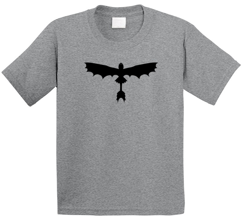 How To Train Your Dragon T Shirt