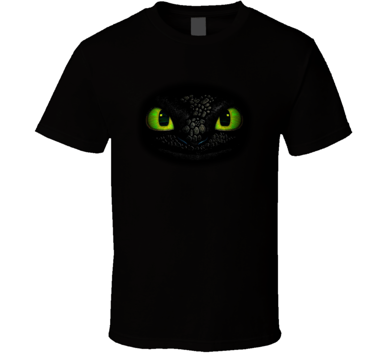 Toothless How To Train Your Dragon T Shirt