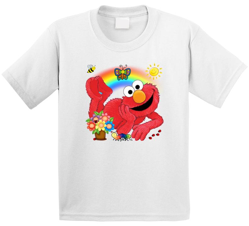 I Love Elmo T Shirt