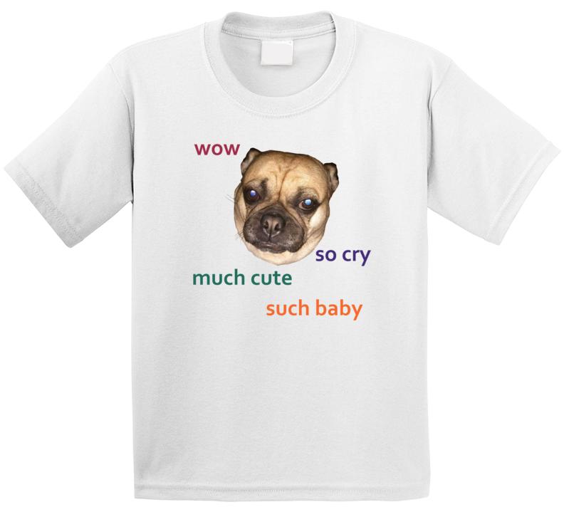 Dog Baby T Shirt