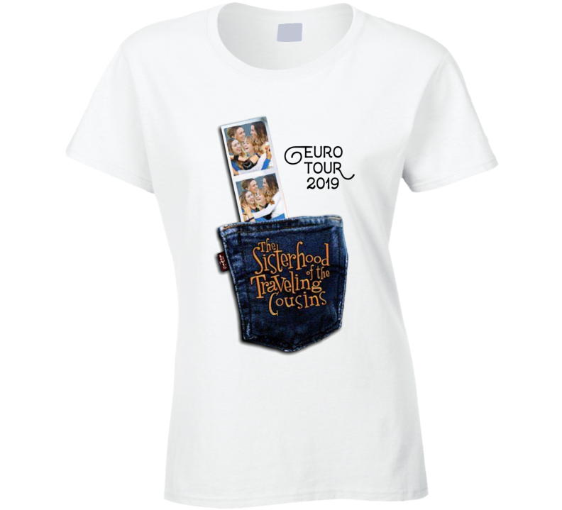 Sisterhood Of The Traveling Cousins (pants) Parody  T Shirt