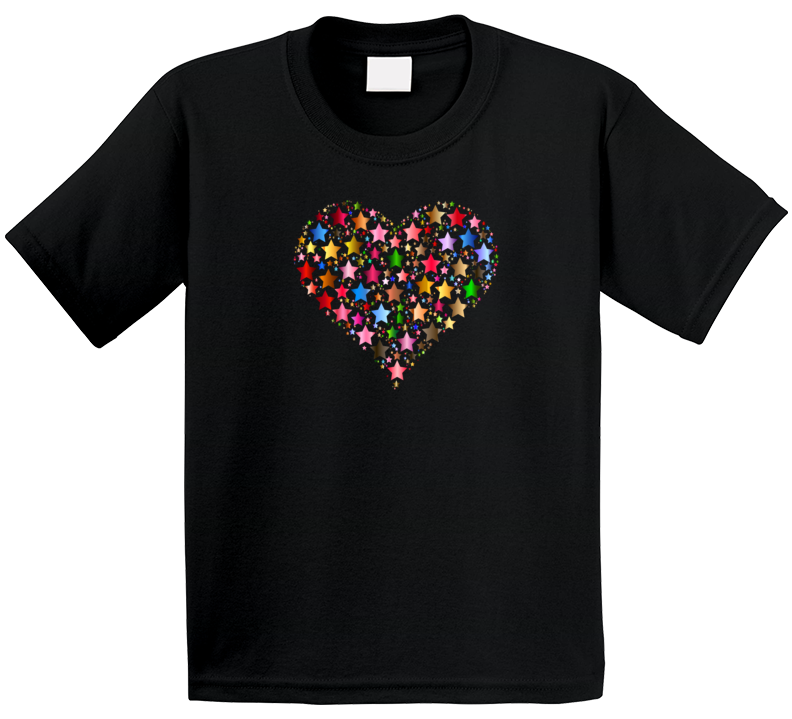 A Heart Full Of Stars T Shirt