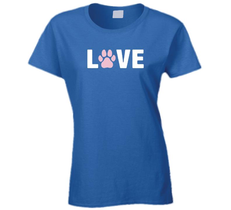 Animal Love T Shirt