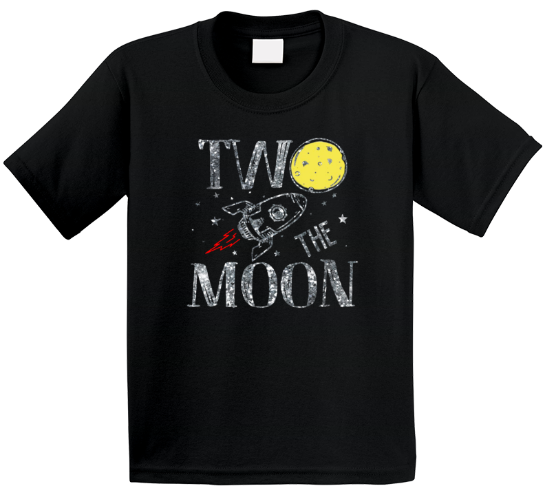 Two The Moon T Shirt