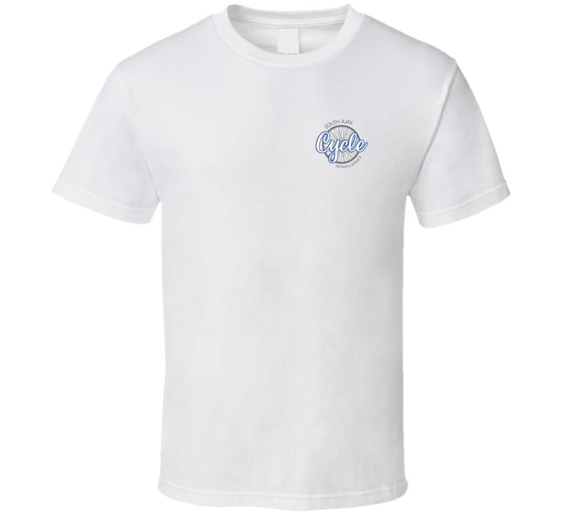 South Ajax Cycle T Shirt