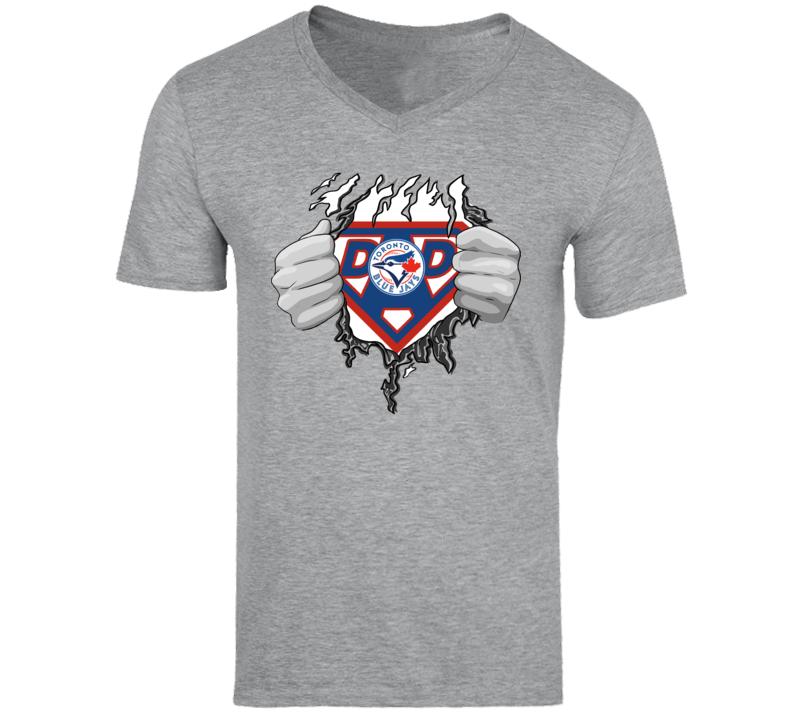 Super Baseball Dad T Shirt