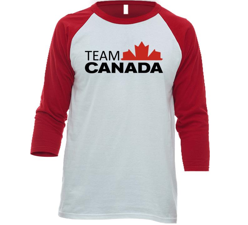 Team Canada T Shirt