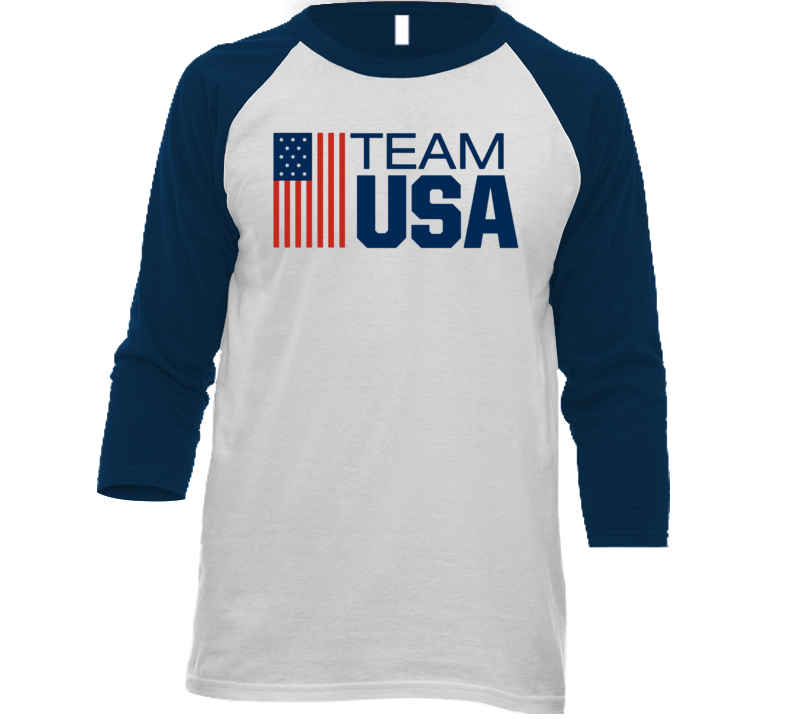 Team United States T Shirt