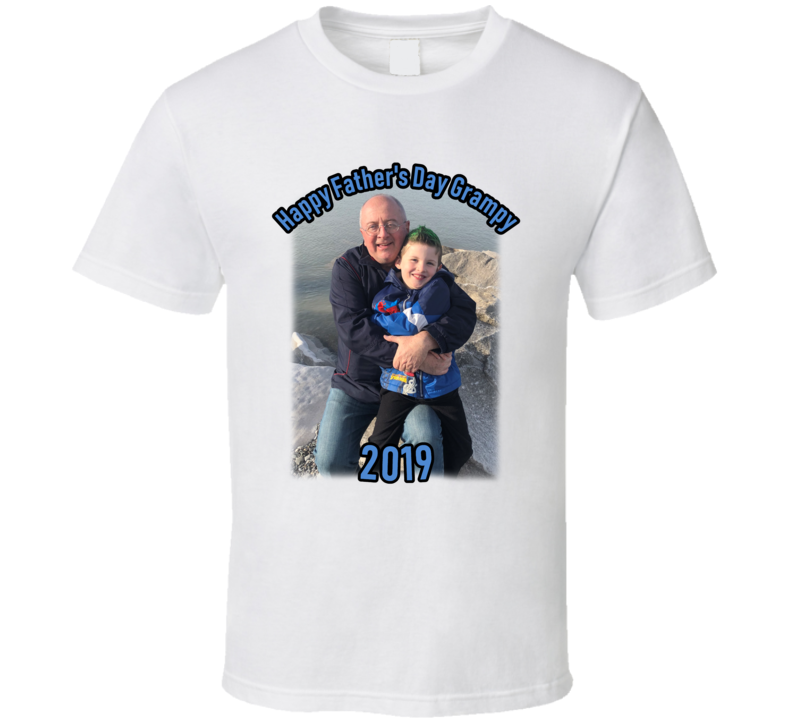 Happy Father's Day Grampy T Shirt