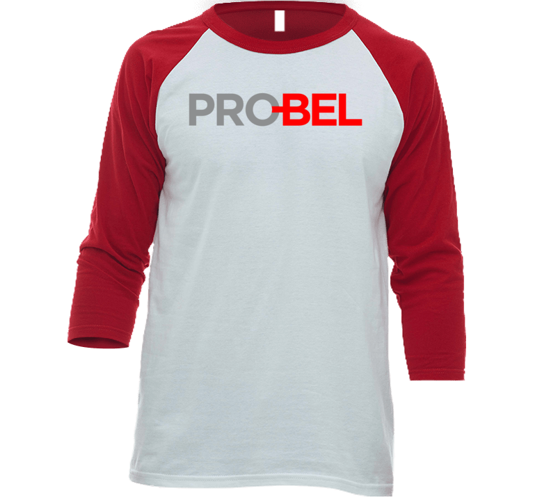 Probel Team Canada (chest) T Shirt