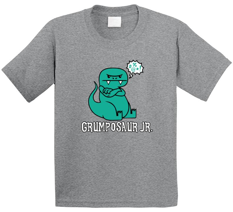 Grumposaur Jr. T Shirt