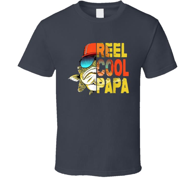 Reel Cool Papa T Shirt