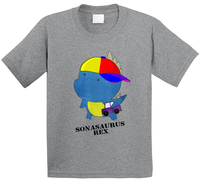 Sonasaurus Rex T Shirt