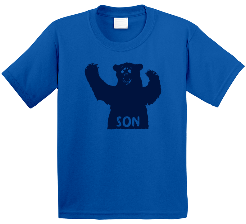 Big Bear - Son T Shirt