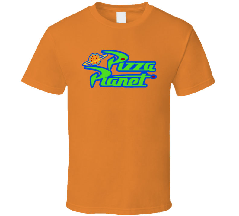 Pizza Planet From  Toy Story T Shirt