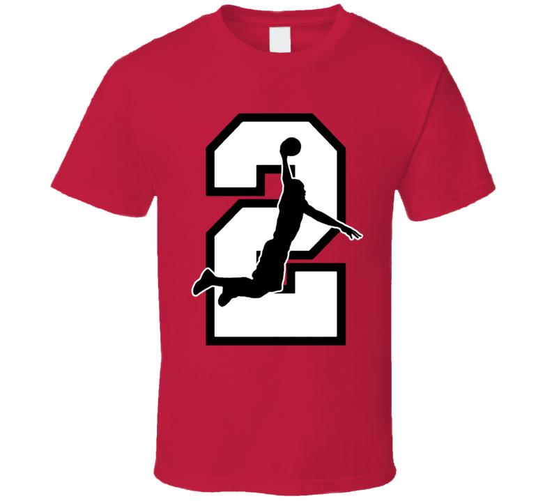 Kawhi Leonard #2 Raptors Inspired T Shirt