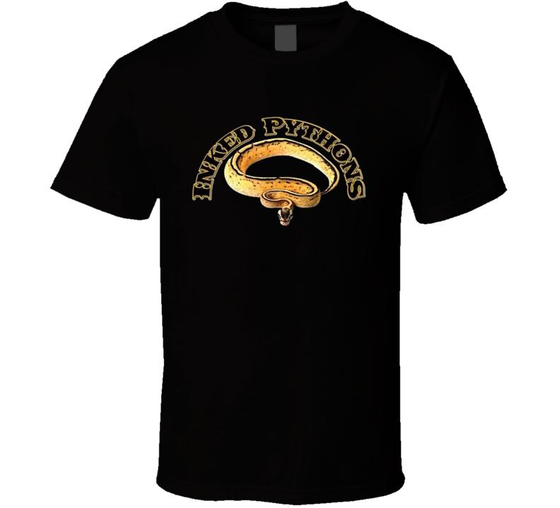 Inked Pythons T Shirt