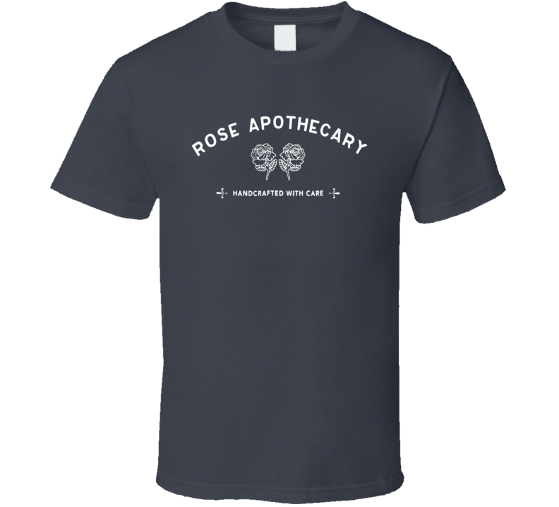 Schitt's Creek Rose Apothecary T Shirt