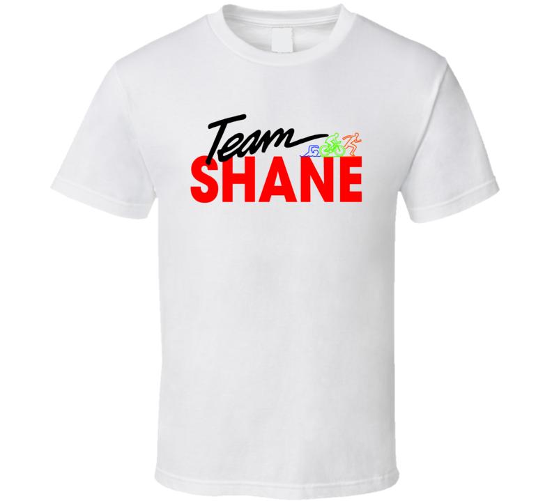 Triathalon Team Shane T Shirt