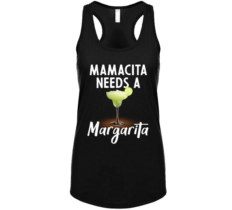 Mamacita Needs A Margarita Tanktop