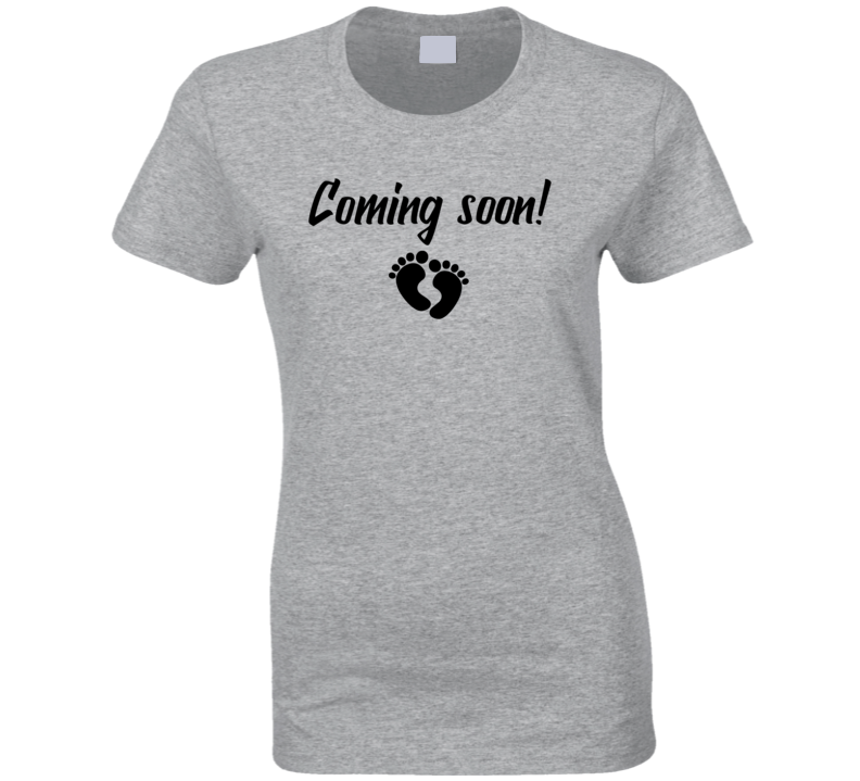 Baby Coming Soon!  T Shirt