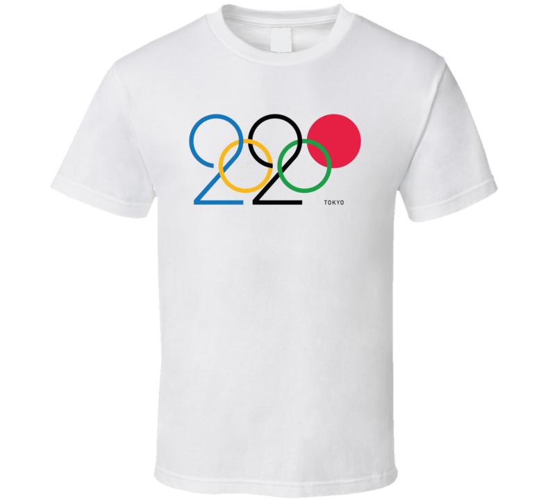 Tokyo 2020 Olympics T Shirt