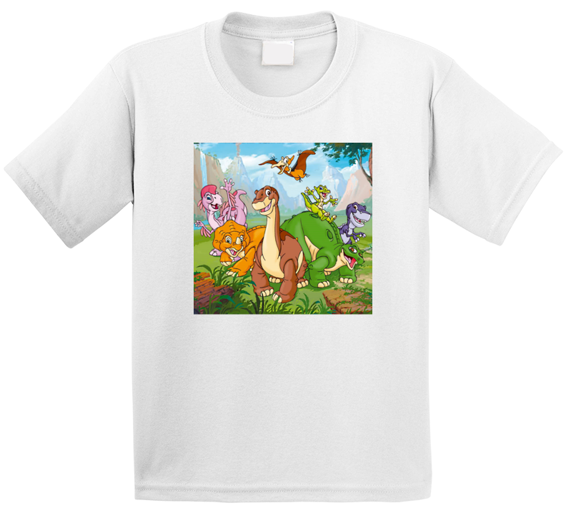 The Land Before Time T Shirt