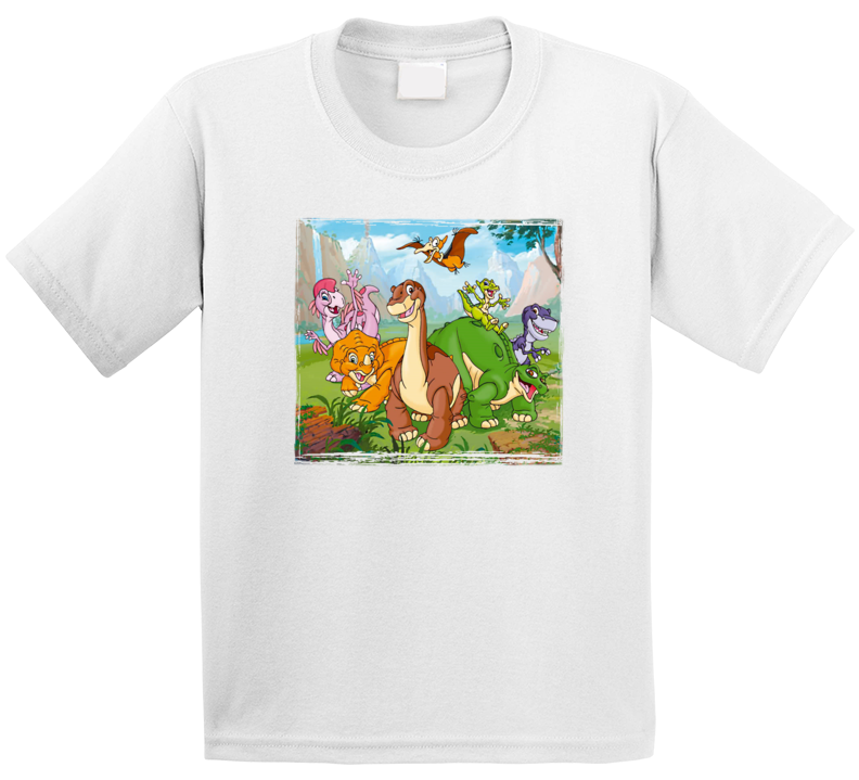 Land Before Time T Shirt