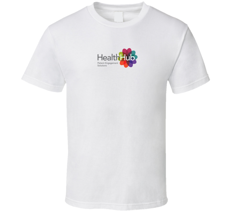 Health Hub Patient Engagement Solutions T Shirt