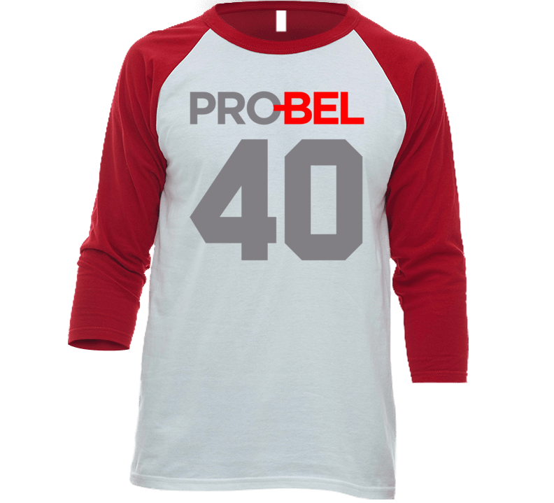 Probel 40th Anniversary Team Canada T Shirt