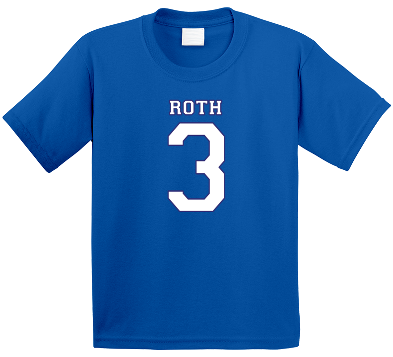 Whitby Chiefs Jersey (back) - 3 T Shirt