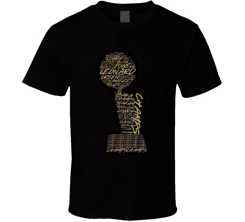 Toronto Champions T Shirt