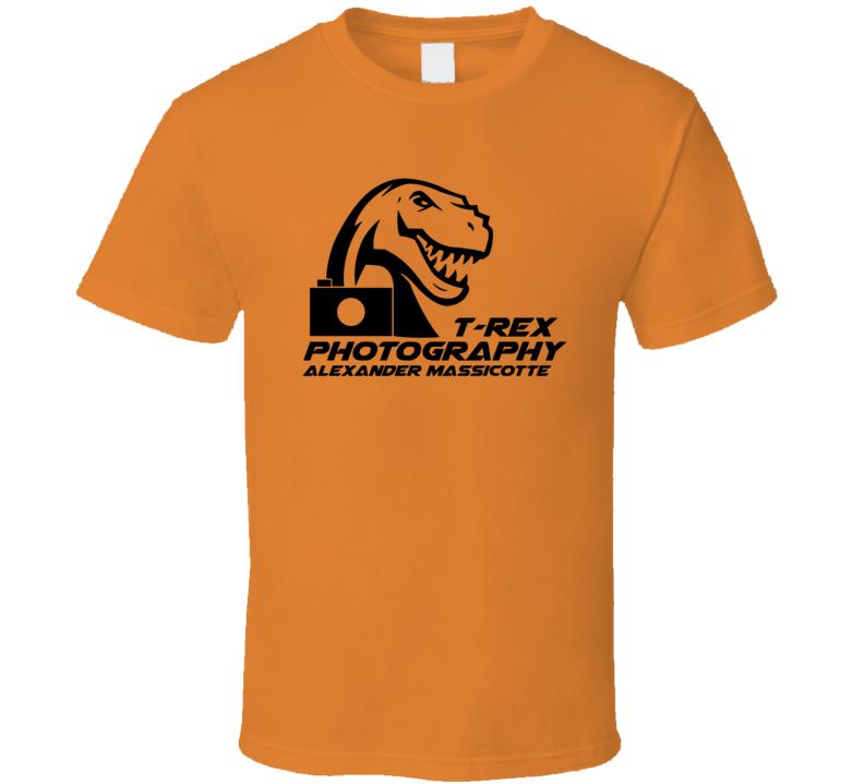T-rex Photography Alexander Massicotte T Shirt